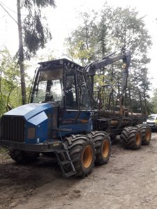 forwarder forst
